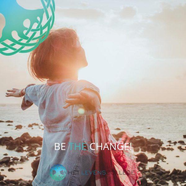 be the change spiritueel event in nederland