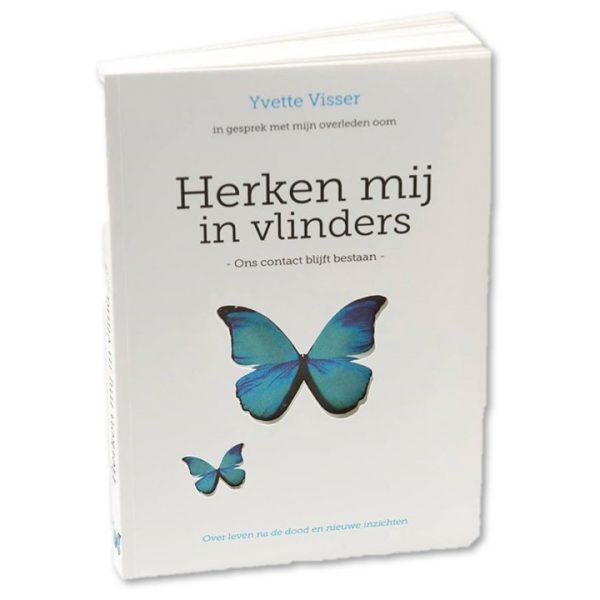 boek herken mij in vlinders door yvette visser